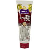 Crema depilatoare rapida cu ulei de argan Farmec 150ml