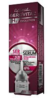 Ser antirid concentrat cu acid hialuronic evolution Gerovital H3 10ml