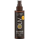 Ulei pentru plaja bronzare intensa cu beta-caroten, vit. E si ulei de masline, Cosmetic Plant OLIV, 150 ml