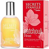 Apa de parfum Secrets de Vanille Patchouli d'Orient edp, 100ml