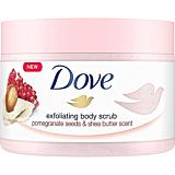 Crema exfolianta pentru corp Dove Pomegranate&Shea 225ml
