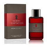 Apa de toaleta pentru barbati The Secret Temptation Antonio Banderas, 50 ml
