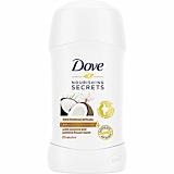 Deodorant antiperspirant stick Dove Coconut & Jasmine, 40ml