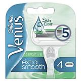 Rezerve aparat de ras Gillette Venus Smooth Sensitive, 4 bucati