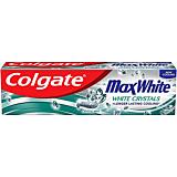 Pasta de dinti, Colgate Max White White Crystals, 75ml