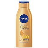 Lotiune de corp Q10 pentru fermitate si bronzare Nivea, 400 ml