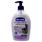 Sapun lichid cu aroma de levantica On Line, 500ml
