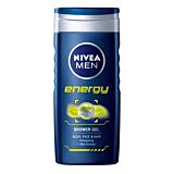 Gel de dus Nivea Men Energy 250ml