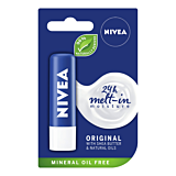 Balsam de buze Nivea Melt-In Moisture 24h, 5.5 g