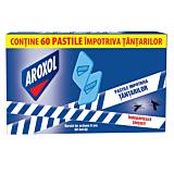Pastile impotriva tantarilor, Aroxol, 60 bucati