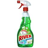 Detergent de geamuri pulverizator Rivex Glass Spring Fresh, 750 ml