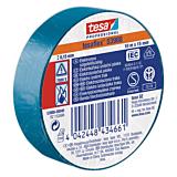 Banda electroizolatoare 10MX15MM, albastru, Tesa
