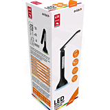 Lampa de birou LED RGB, negru, Avide