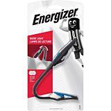 Lanterna cu suport pentru carte Energizer, Negru/Albastru