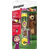 Lanterna pentru copii Masha si Ursul Energizer, comutator inclus, Multicolor
