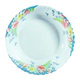 Farfurie adanca opal 21 cm Florine, Luminarc