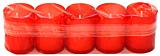 Set 5 candele 12-15 ore, diametru 39 mm