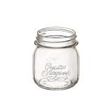 Borcan sticla cu capac 0.25 L Quattro Stagioni, Bormioli