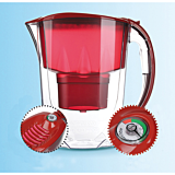 Cana filtranta Aquaphor, rosie