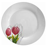 Farfurie plata 23 cm Tulipan, Domotti