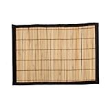 Set 2 placemat bambus 30x45 cm