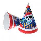 Set 6 coifuri party Pirati
