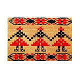 Covoras intrare traditional Bucovina