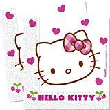 Set 20 servetele party Hello Kitty, 33 x 33 cm