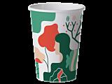 Set 15 pahare biodegradabile 480 ml, Artw
