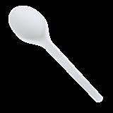 Set 100 lingurite biodegradabile 10 cm, Biodeck