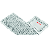 Rezerva pentru mop Leifheit, material textil, 42 cm, Gri