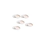 Set 10 capace borcan 100 mm