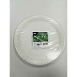 Set 12 farfurii 29 cm biodegradabile