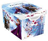 Cutie depozitare Frozen II, 22 L, Multicolor