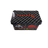 Cutie depozitare model Sport Violet, cu capac, PP, 35x23x17 cm, 10 L, Multicolor