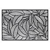 Placemat Jungle FIVE Simply smart, PVC, 45x30 cm, Negru