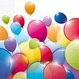 Party set 20 servetele party, 33 x 33 cm, 3 straturi, compostabile