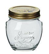 Borcan cu capac Bormioli Quattro Stagioni Anfora, sticla, 300 ml, Transparent