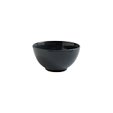 Bol Cesiro, ceramica, 450 ml, Gri inchis
