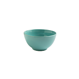 Bol Cesiro, ceramica, 450 ml, Verde