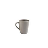 Ceasca Cesiro, ceramica, 250 ml, Gri deschis