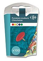 Pioneze color Carrefour