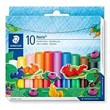 Set 10 plastiline Staedtler, Multicolor