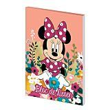 Bloc desen A4 Minnie Mouse Pigna, 16 file, 160 g