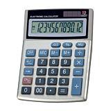 Calculator de birou cu baterie 12 cifre
