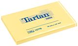 Notite Tartan galben 76x127 mm