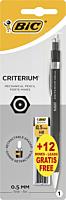 Creion mecanic Criterium 0.5mm + 12 mine 0.5 mm