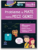 Probleme de mate pentru mici genii - clasa a III-a (9-10 ani)