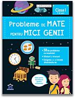 Probleme de mate pentru mici genii - clasa I (7-8 ani)