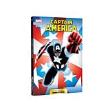 Banda desenata Marvel - Captain America (colectia Renasterea)